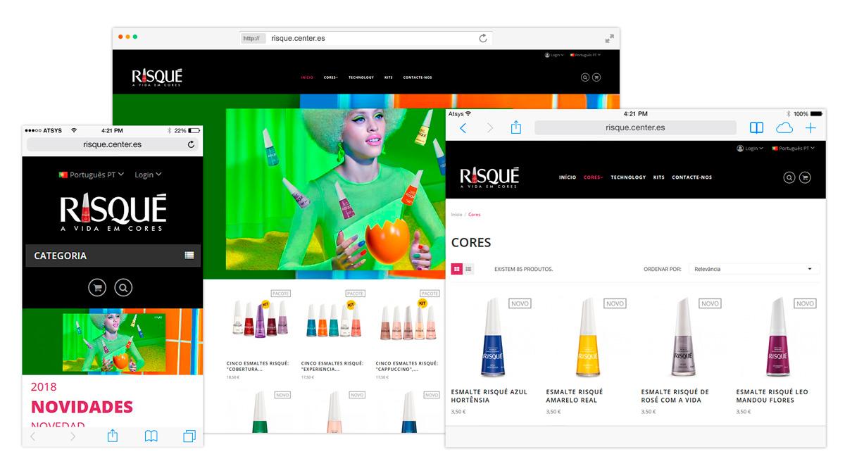 Diseño web Servicios Globales