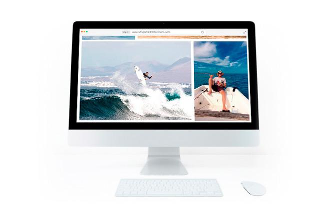 Rediseño tienda online ADC Global