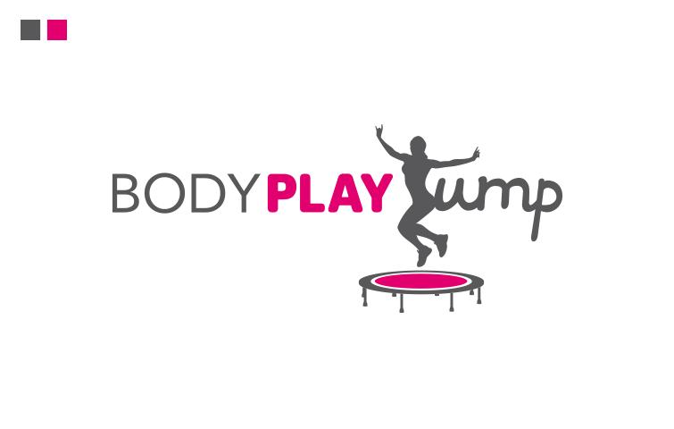 Diseño de Logotipo Bodyplay Jump