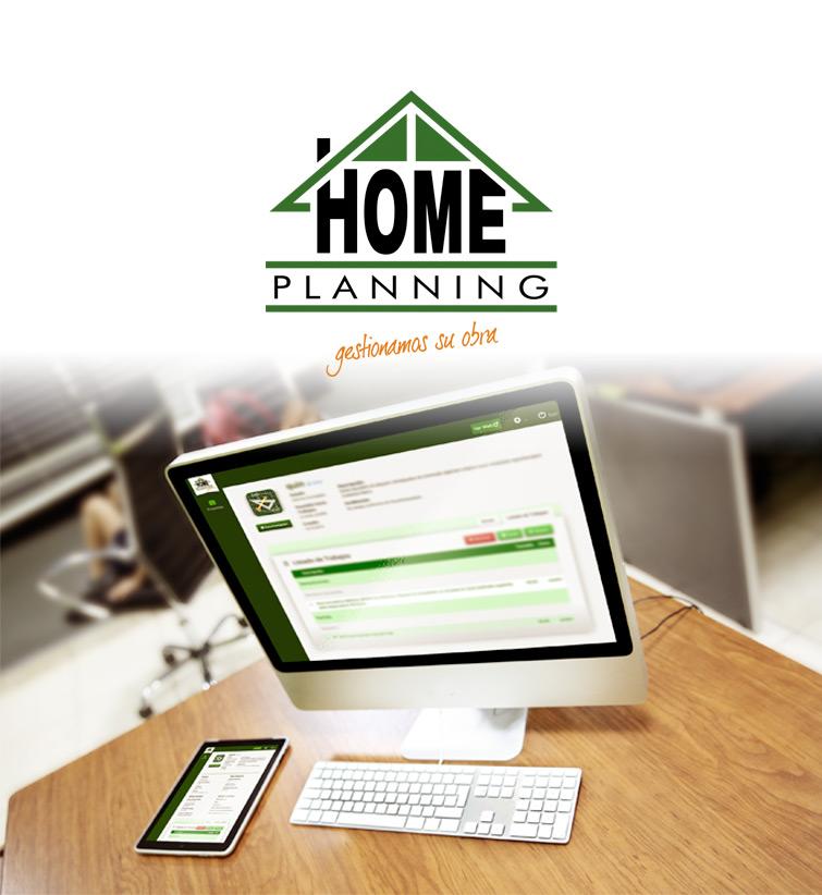 Home Planning - Progamacion a medida Las Palmas