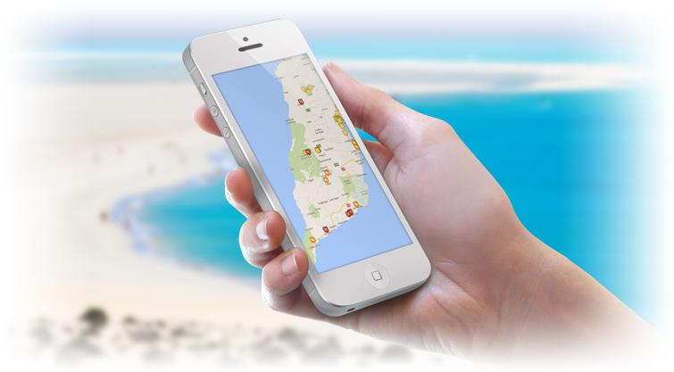 Diseño de aplicacion Fuerteventura