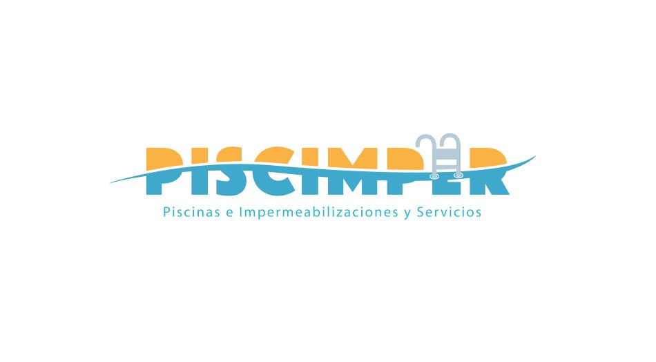 Piscimper - Diseño de Logotipo para Pymes en Las Palmas