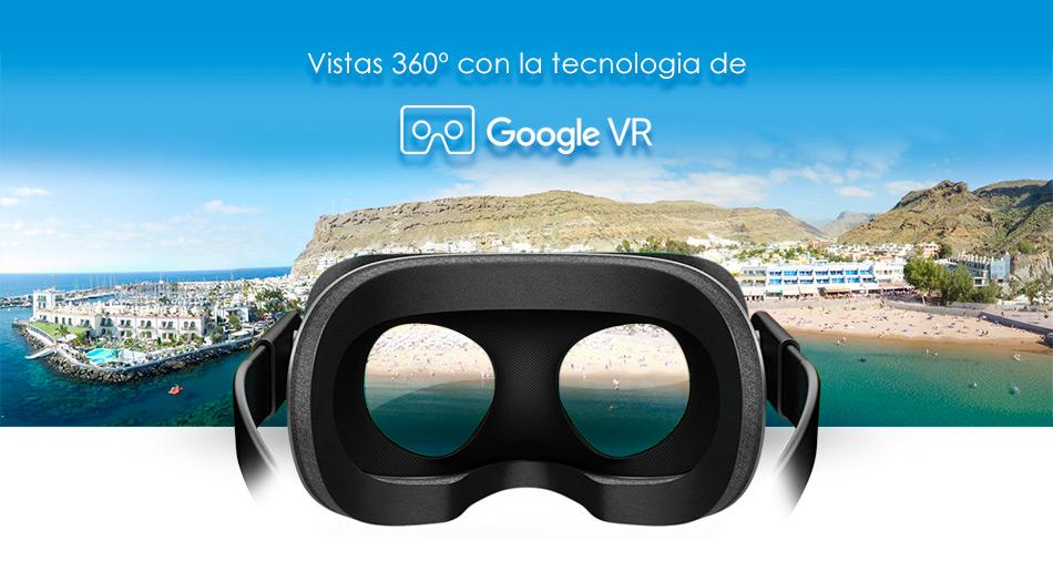 Vistas 360º Google VR Mogán