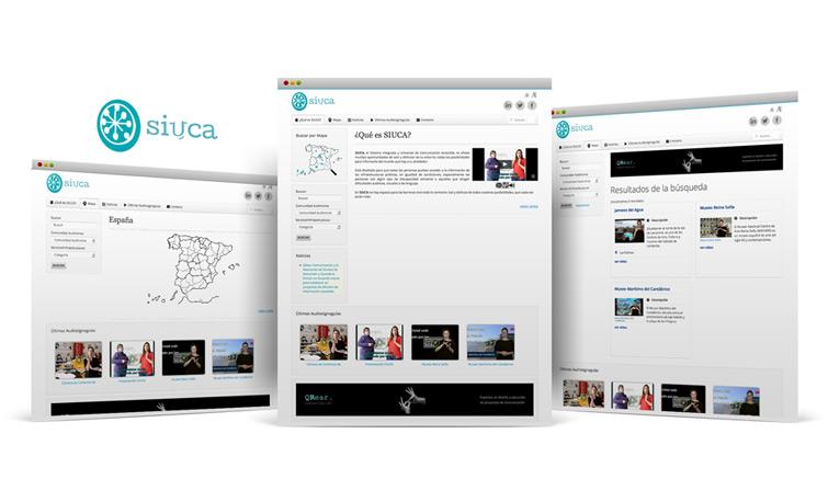 Diseñi web de Siuca