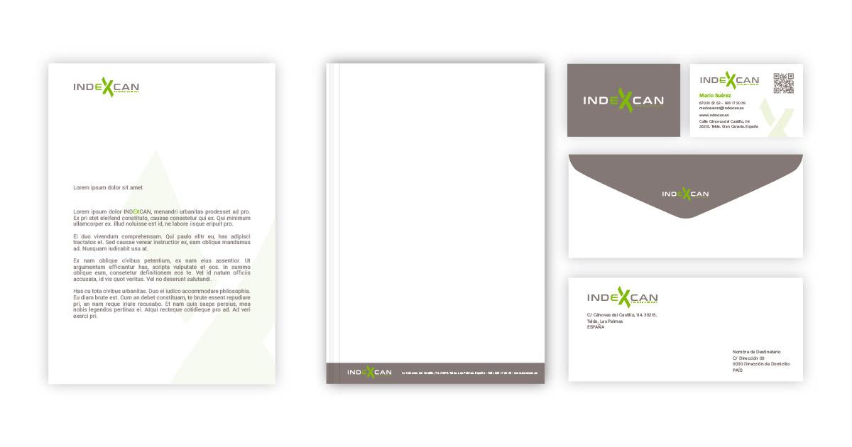 diseño de manual de indentidad corporativa en Las Palmas