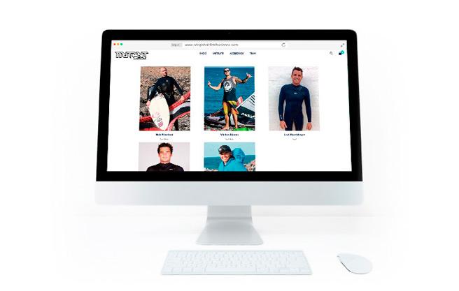 Desarrollo tienda online ADC Global