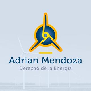Adrián Mendoza - Diseño de Logotipo